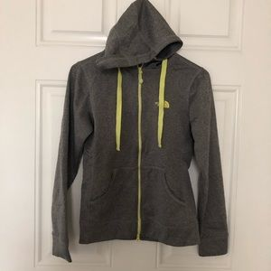 The North Face Zip-Up Hoodie Size XS